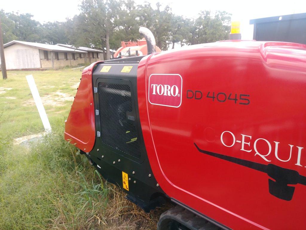 2012 Toro DD4045 Crawler Directional Drill