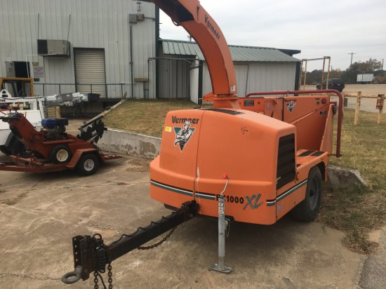Vermeer BC1000xl Portable Chipper