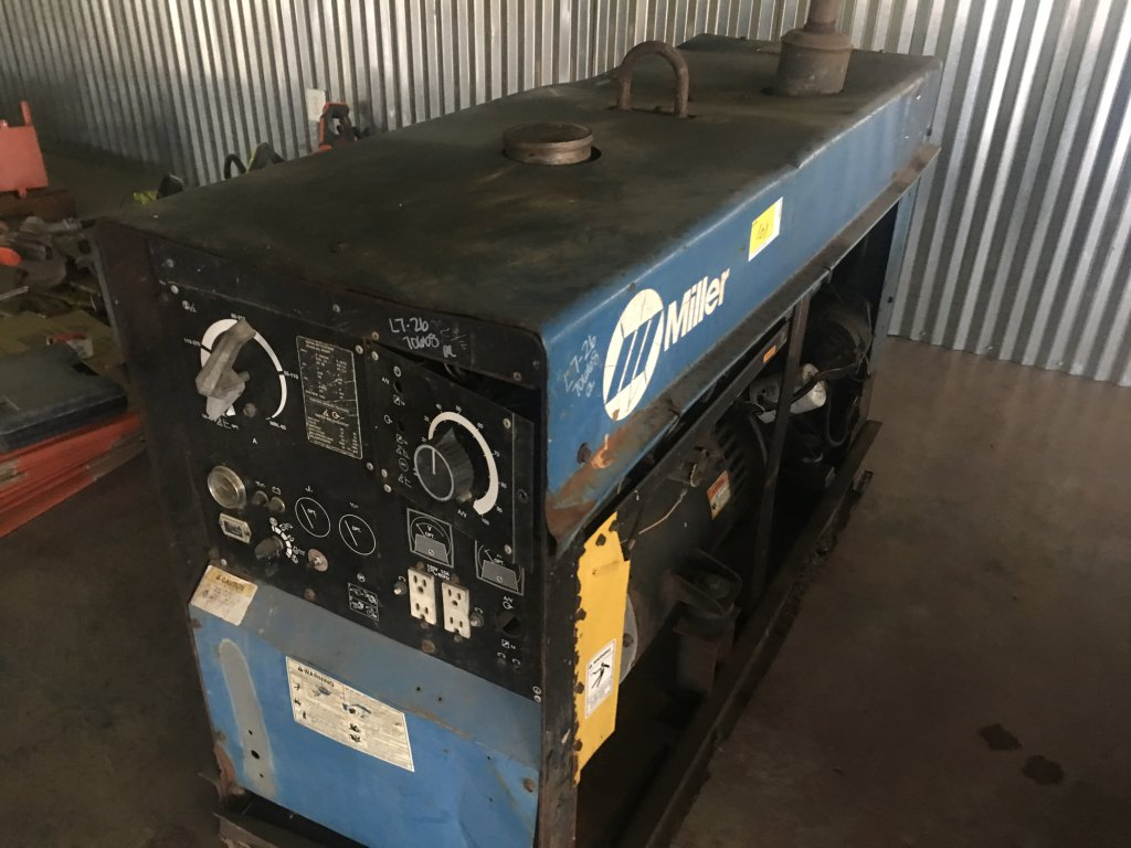 Miller Big 40 CC/DC Welder Generator