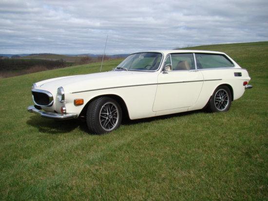1972 Volvo P1800 ES