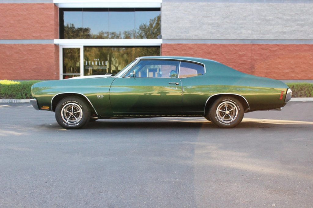 1970 Chevrolet Chevelle SS396 - RESERVE LOWERED!