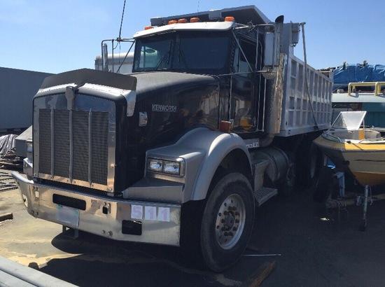1996 Kenworth T800 Dump Truck