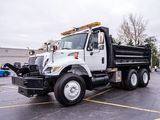2003 International 7400 **Dump Truck**