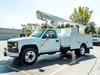 2001 Chevrolet C 3500 HD Bucket Truck