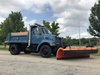 1998 Ford Sterling Dump Truck W/ Plow and Salter