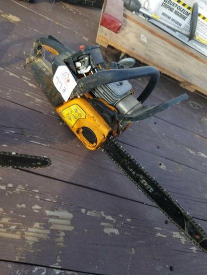 Poulan PRO PP3516AVX Chainsaw