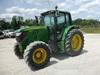 2015 John Deere 6115M MFWD Tractor