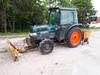 2002 Kubota L4330D 4x4 Utility Tractor