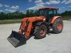 2012 Kubota M110X MFWD Tractor