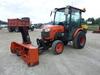 2015 Kubota B2650HSD 4x4 Utility Tractor