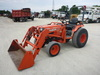 2002 Kubota B2910HSD 4x4 Utility Tractor