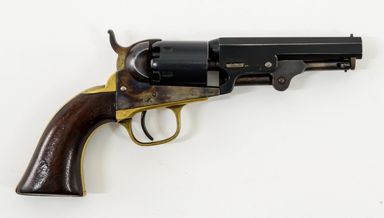 Colt 1849 Pocket 1st Type .31 BP