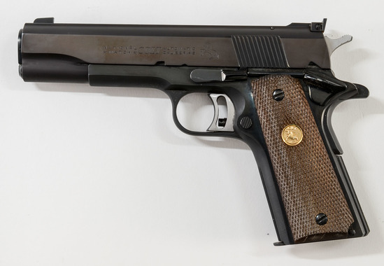 Colt Gold Cup National Match 1911 Pistol