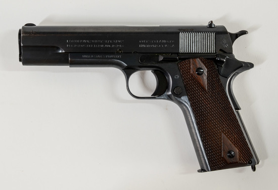 1914 Colt 1911 WWI w/ Provenance