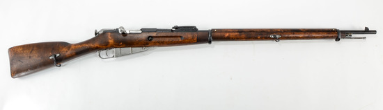 Mosin Fin Capture M91 7.62x54R