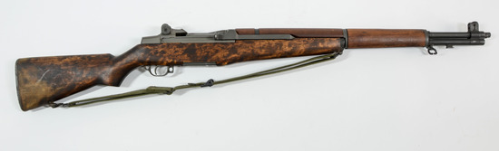 Winchester M1 Garand 30-06 Semi-Automatic Rifle