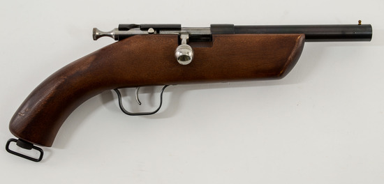 Winchester Experimental Seal Pistol