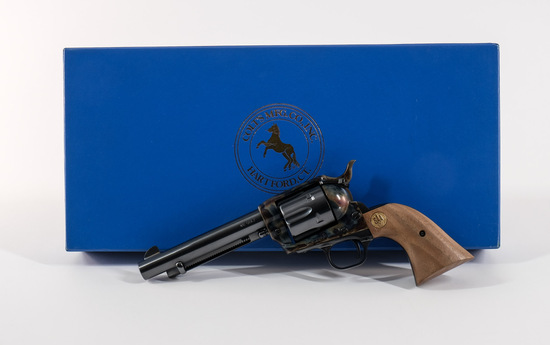 Colt 125th Anniv of SAA Custom Shop