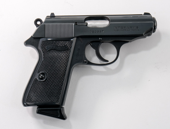 Walther PPK/S Interarms US Made .380