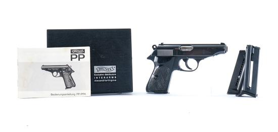 Walther Model PP .22LR Semi Auto Pistol