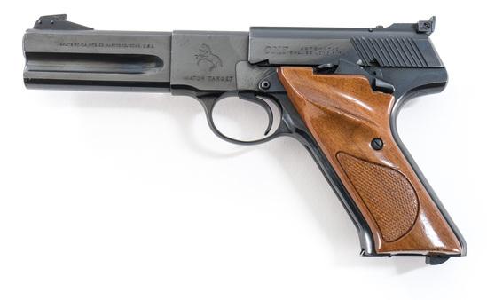 Colt Woodsman Match Target .22 LR Pistol