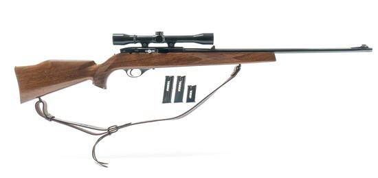 Weatherby Mark XXII .22 LR Semi Auto Rifle