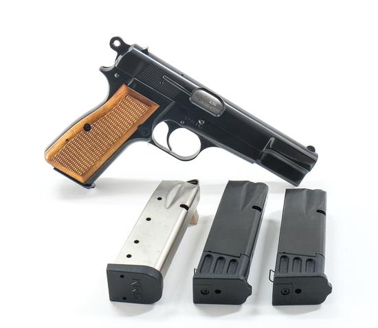 Belgium Browning Hi Power 9MM Pistol