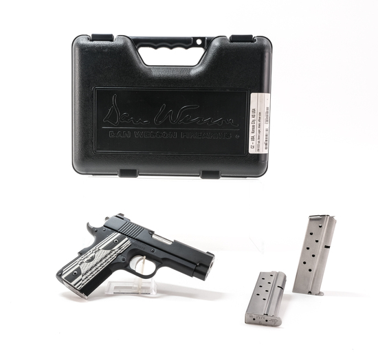 Dan Wesson Eco 9mm Pistol