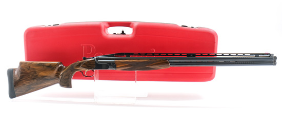 Perazzi MX10 Trap Shotgun, w/extras