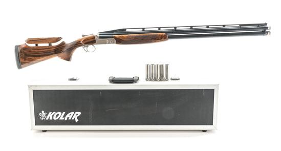 Kolar Max Sporting Clays 12ga O/U LNIB Shotgun