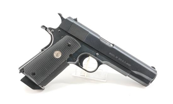 Colt 1911 WWII Reissue 1911 Pistol 45 ACP