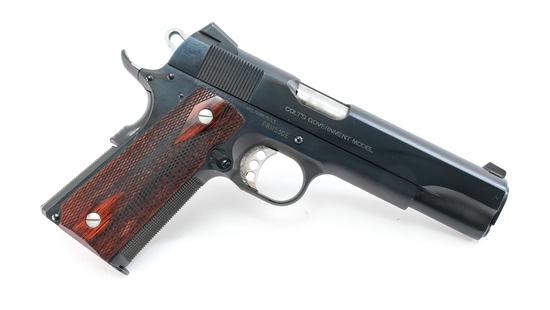 Colt Series 80 MK IV 1911 .38 Super Pistol