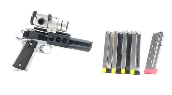 Colt Custom Competition 1911 .38 Super Pistol
