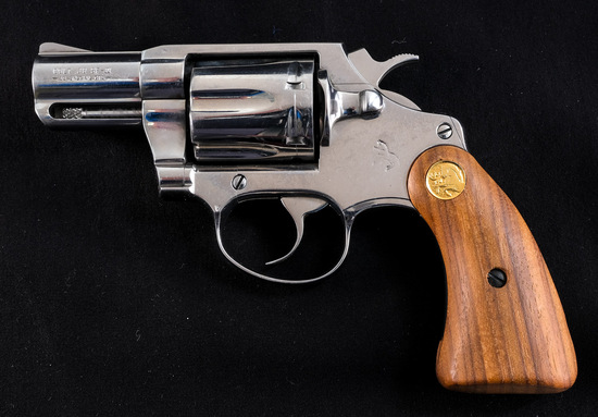 "Colt SF-VI .38 Special Stainless 2"" Revolver"