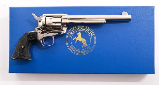 "Colt Custom Shop SAA 7.5"" Revolver 45 LC"