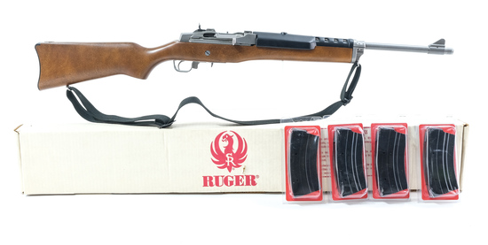 Ruger Mini 30 SS 7.62x39 Rifle