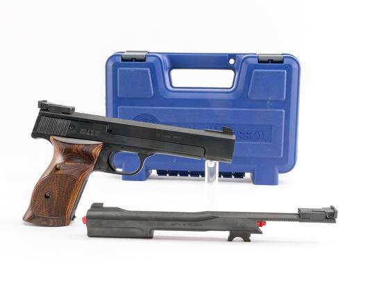 Smith & Wesson Model 41 Semi Auto Pistol .22LR
