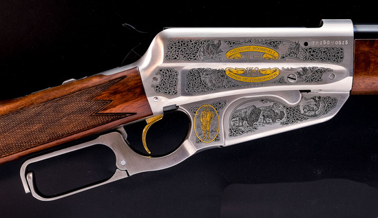 Winchester 1895 Theodore Roosevelt 150th .405