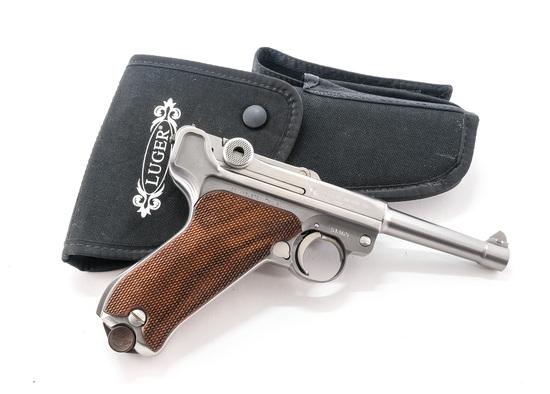 Stoeger Luger SS 9mm Pistol