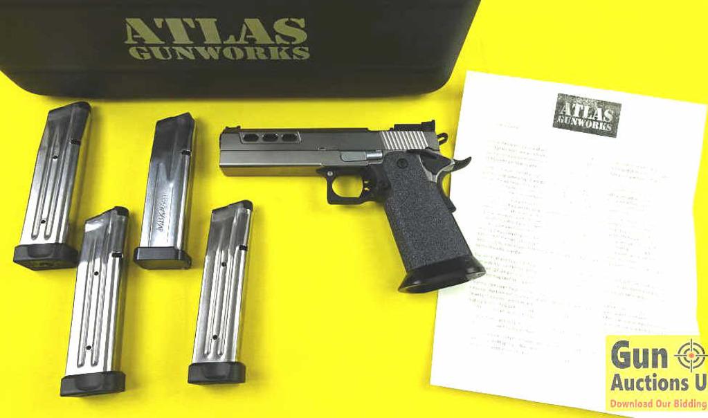 Modern & Military Gun Auction, Glocks to Garands
