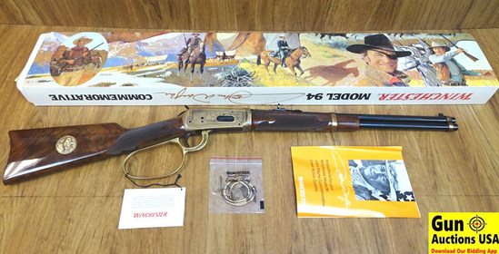 Winchester 94 DUKE-ONE OF ONE THOUSAND .32-40 WIN Lever Action Commemorative Rifle. NEW in Box. 18""