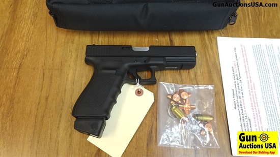 "Glock 50 GUN CRAFTER .50 GI Pistol. NEW in Box. 4.5"" Barrel. Spectacular Hand Cannon. Stainless Barr"