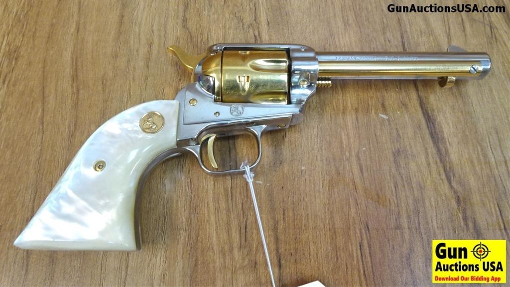single action revolver gelbe wbk)