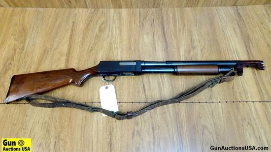 "STEVENS 520-30 12 ga. U.S. STAMPED Shotgun. Very Good. 20"" Barrel. Shiny Bore, Tight Action Properly"