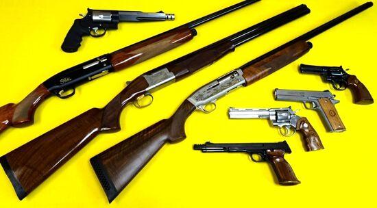 Glocks to Garands - Modern & Military Gun Auction