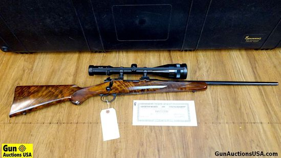 "DAKOTA ARMS 76 .243 Win EXHIBITION GRADE Rifle. Excellent Condition. 22"" Barrel. Shiny Bore, Tight A"