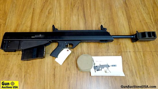"""ST.GEORGE LEADER 50 A1 .50 BMG AWESOME! Rifle. Excellent Condition. 24"""" Barrel. Shiny Bore, Tight Ac"""