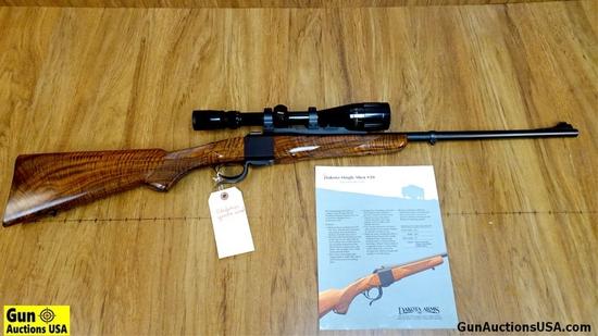 """DAKOTA ARMS 10 22-250 REM THE GENTLEMAN'S RIFLE Rifle. Excellent Condition. 23"""" Barrel. Shiny Bore,"""