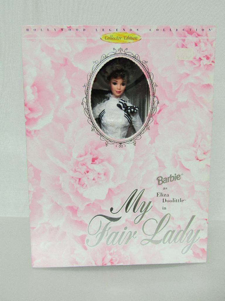 1995 My Fair Lady Barbie as El... Auctions Online | Proxibid