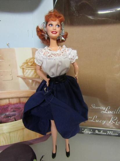1999 I Love Lucy Mattel Doll Auctions Online Proxibid